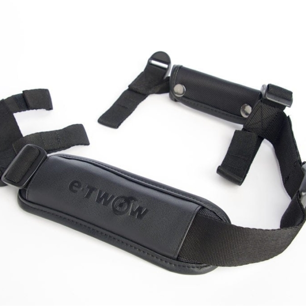 E-TWOW shoulder strap + handle