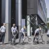 folding bicycle stigo