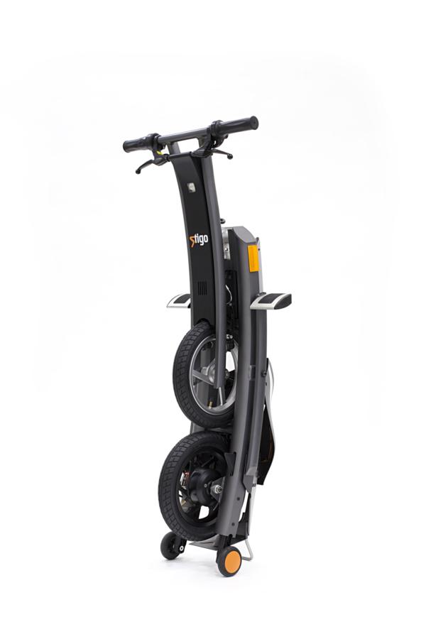 stigo bike folded